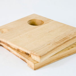 Oak Egg Board