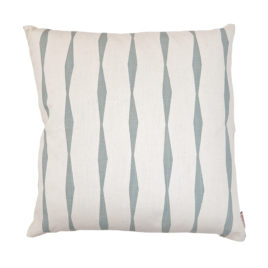 Brancusi Stripe Wedgewood Scatter Cushion Cover