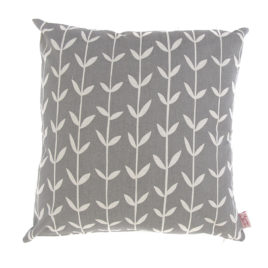 Solid Orla Fog Scatter Cushion Cover