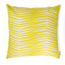 Fronds Raffia Scatter Cushion Cover