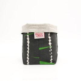 Soft Buckets – Tarmac Zig Zag Design