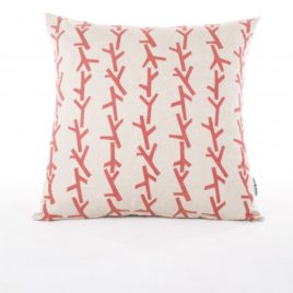 Watermelon Twigs Scatter Cushion Cover