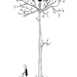 Treehouse – Limited Edition Illustration