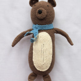 Crochet Bear – Woodland Friends Collection