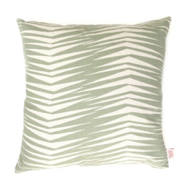 Fronds Sage Scatter Cushion Cover