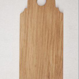 Oak or Blackwood Cape Dutch Herb Board