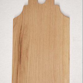 Oak or Blackwood Cape Dutch Bread Board