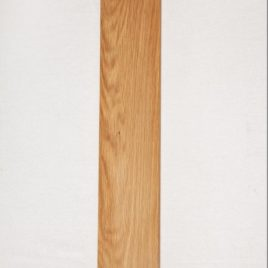 Oak or Blackwood Cape Dutch Baguette Board