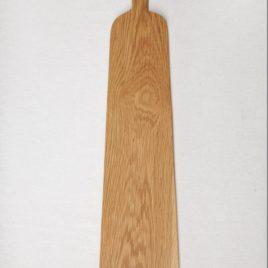 Oak or Blackwood Africa Baguette Board – Tata