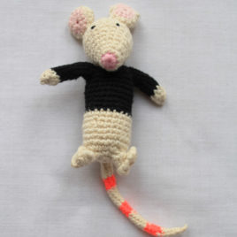 Crochet Pocket Mouse