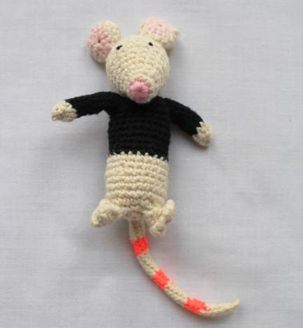 Pocket Mouse Black