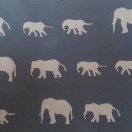 Walking Elephants Design