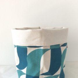 Soft Buckets-Petrol in Aperture Design