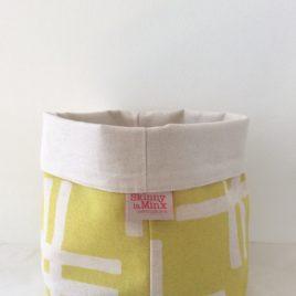 Soft Buckets-Sunray Weft Design