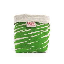 Soft Buckets-Brazil Fronds Design