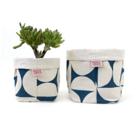 Soft Buckets-Petrol Breeze Design