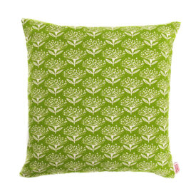 Pincushion Olive Scatter Cushion Cover