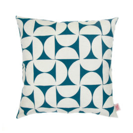 Breeze Petrol Scatter Cushion Cover
