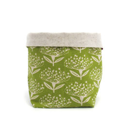 Soft Buckets – Pincushion Olive Design