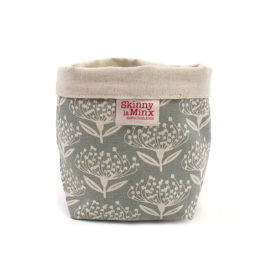 Soft Buckets – Pincushion Wedgewood Design