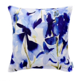 Bluebell Gray Harebell Cushion Cover