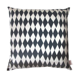 Rough Diamond Inkspot Scatter Cushion Cover