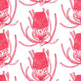 Bankcea Protea Design