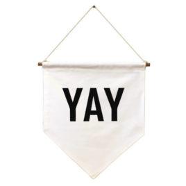 Flag Banner-YAY