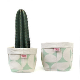Soft Buckets-Moonbeam in Breeze Design