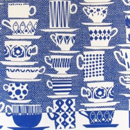Tea Towel – When Everyone Came To Tea