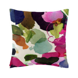 Bluebell Gray Summer Cushion Cover